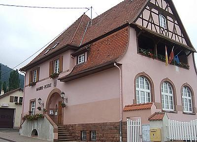 mairie de saint-nabor
