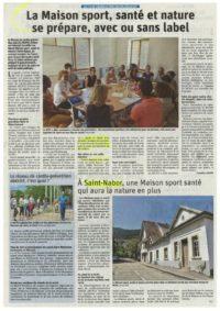 thumbnail of Article DNA Maison des Carrières – SITE INTERNET