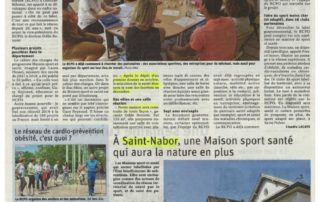 thumbnail of Article DNA Maison des Carrières – SITE INTERNET