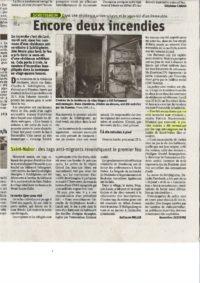 thumbnail of Article DNA incendie Schiltigheim