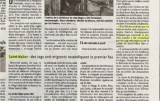 thumbnail of Article DNA incendie Schiltigheim