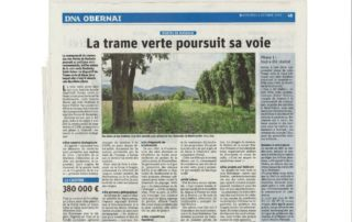 thumbnail of Article DNA – Voie verte