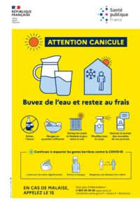 thumbnail of affiche canicule
